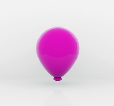 Balloon - 3D Stock Photo - 14126245
