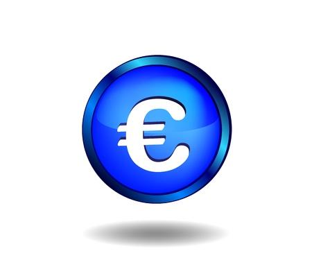 icon euros Stock Vector - 14454841