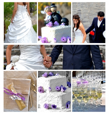 Le emozioni del giorno delle nozze