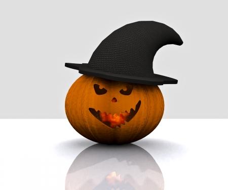 Happy halloween pumpkin Stock Photo - 15172181