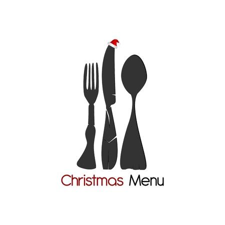 menu icon: Christmas Menu