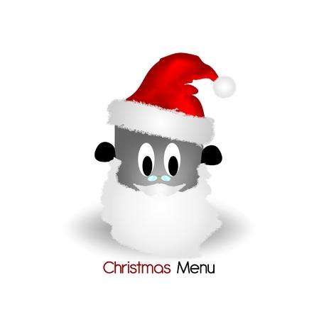 Christmas Menu Stock Vector - 15761361