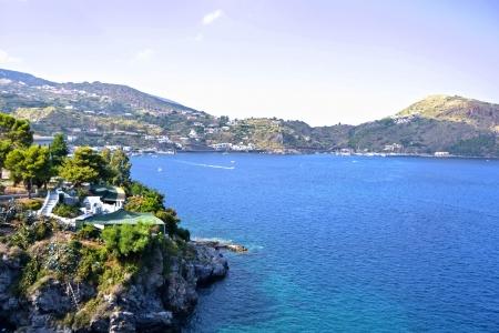 panarea: Lipari Island, Sicily Stock Photo