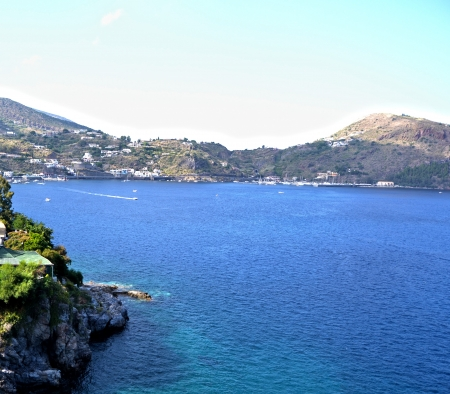 lipari: Lipari Island, Sicily Stock Photo