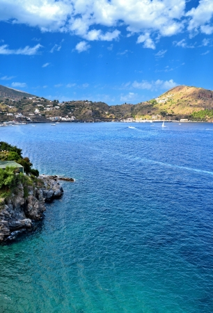 Lipari - Aeolian Islands, Sicily Stock Photo - 16035816