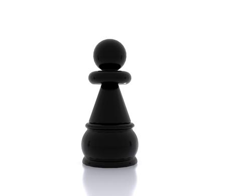 Pawn - 3D  photo