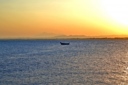 Tunisian coast photo