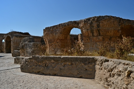 Carthage - Remains of Ancient spas photo