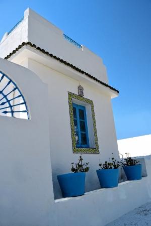 Tunisian architecture Stock Photo - 17266258