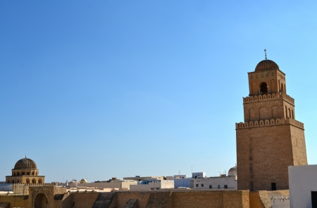 The Great Mosque of Kairouan - Tunisia, Africa photo