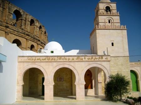 kairouan: Mosque - Tunisia, Africa