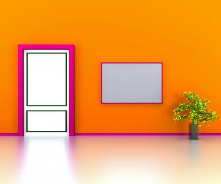 Interior Design - 3D photo
