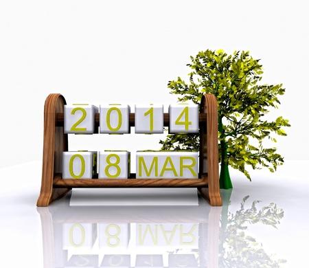 women s day: Date - International Women s Day