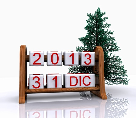 new year s eve: Date - December 31, New Year s Eve, 3D