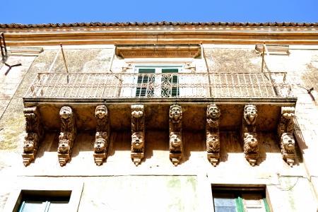 palazzolo: Balcone Siciliano - Palazzolo Acreide, Siracusa, Sicilia