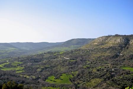 palazzolo: Paesaggio, Palazzolo Acreide - Provincia di Siracusa, Sicilia