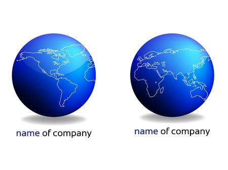 Logo - Universe Stock Vector - 18941942