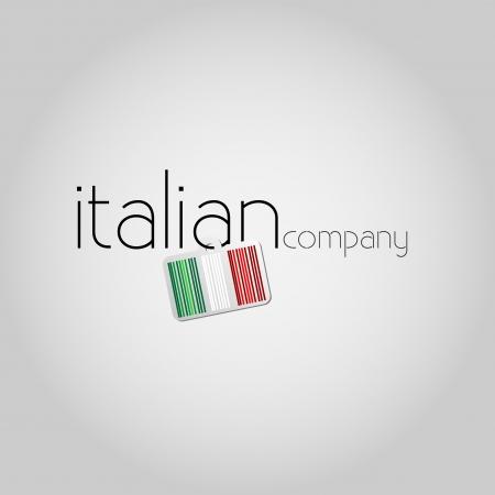 communicative: Italian company Illustration