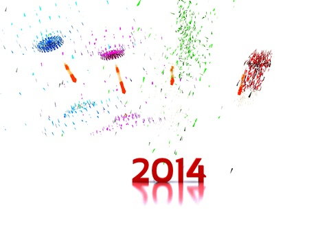 recurrence: Celebrate the new year - 2014