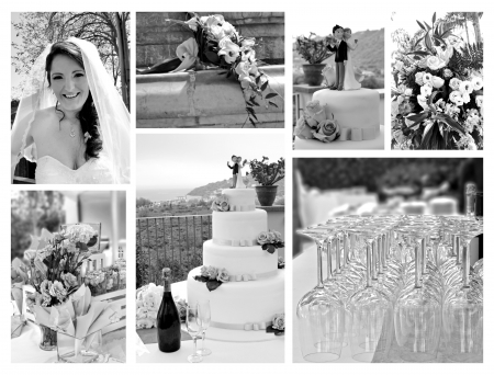Small details of a Romantic Wedding photo
