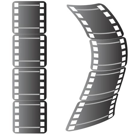 movie pelicula: Pel?cula de cine Vectores
