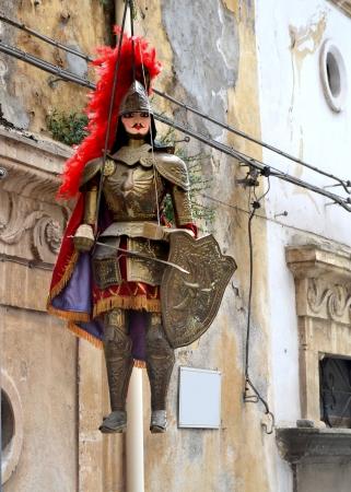 sicilian: Sicilian Puppet