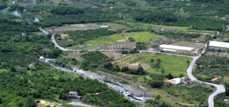 Alcantara valley - Sicily photo