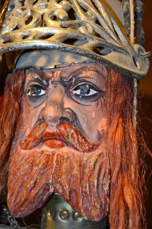 sycylijski: Sicilian Puppet