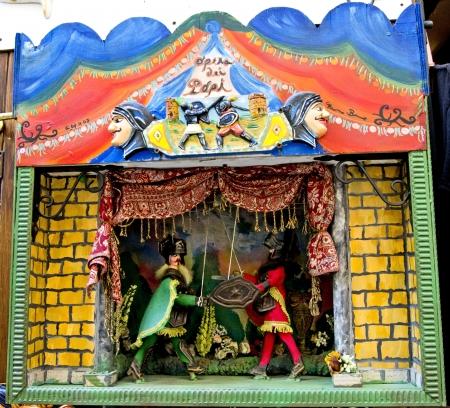 Teatro de marionetas de Sicilia, la tradición y la cultura de Sicilia
