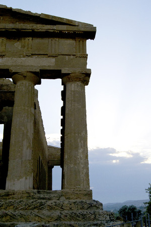 agrigento: Temple of Concord - Agrigento, Sicily