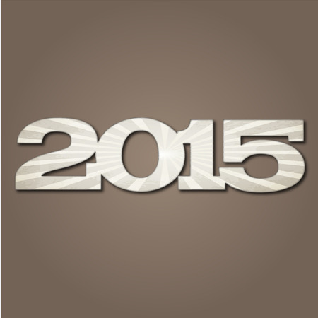 pending: Abstract Background - Happy New Year 2015