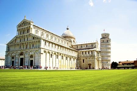 miracles: Square of Miracles, Pisa - Tuscany, Italy