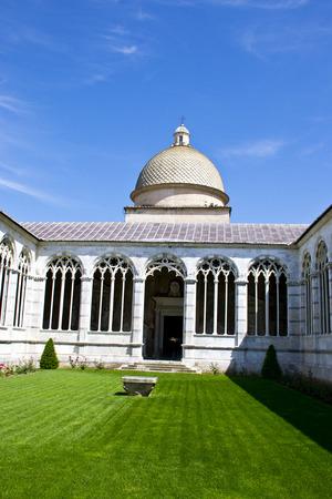 monumental cemetery: Monumental Cemetery of Pisa - Tuscany Editorial