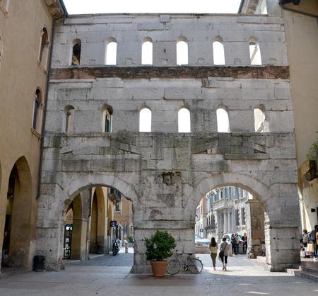 romeo and juliet: The historic city of Verona - Italy