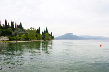 sirens: Bay of sirens, Lake Garda - Verona, Italy