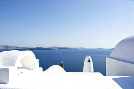 santorini greece: Beautiful island of Santorini - Greece, Europe
