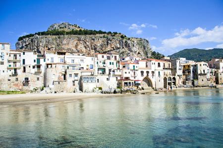 Beautiful coast of Cefal�, Palermo - Sicily