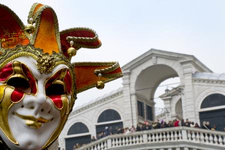 wildcard: Carnival in Venice, Italy