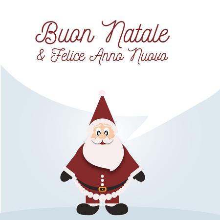 Background with Santa Claus Фото со стока - 88784090