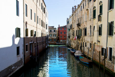 Wonderful overview of the city of Venice - Italy