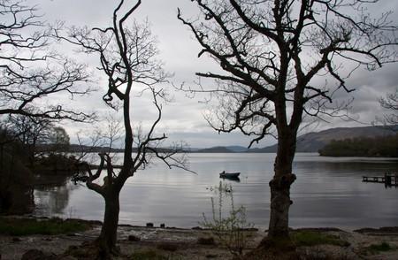 loch lomond: Loch Lomond in Scotland