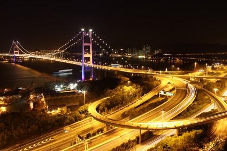 ma: Tsing Ma Bridge