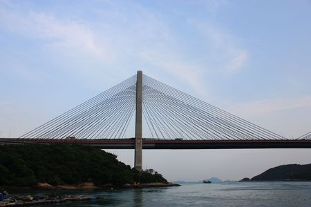 kap: Kap Shui Mun Bridge