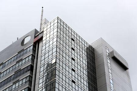 modern office skyscraper photo