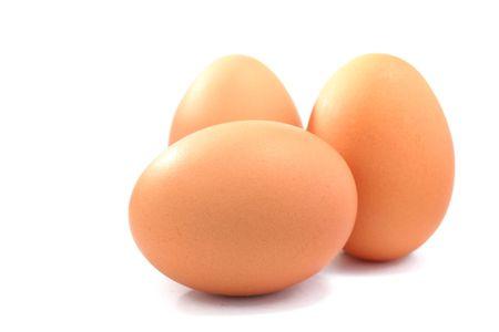 three eggs photo