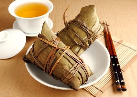laotian: Rice dumpling