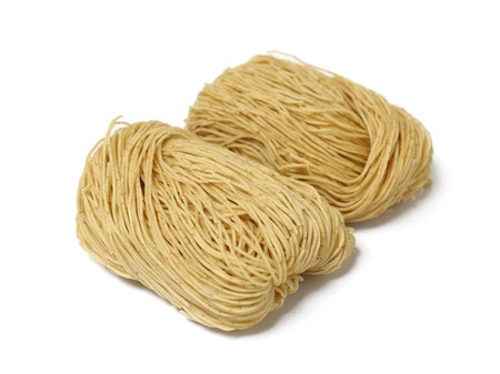chinese noodle, raw photo