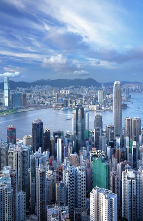 Hong Kong Stock Photo - 7292322
