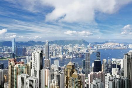 Hong Kong Stock Photo - 7313263