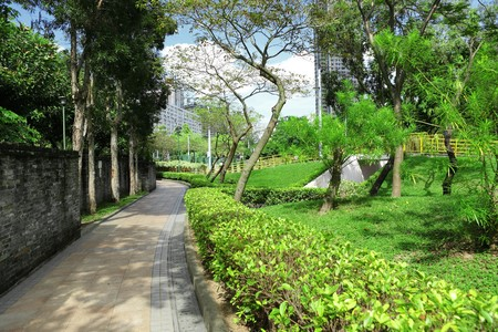 central: Parque